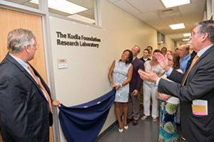 Kudla Foundation Research Laboratory Dedication