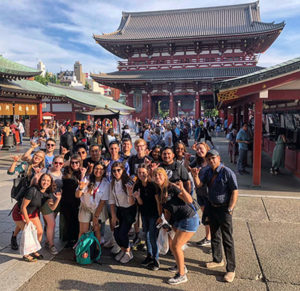 Japan immersion program