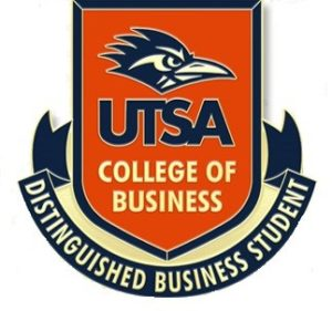 Distinguished Business Student Logo