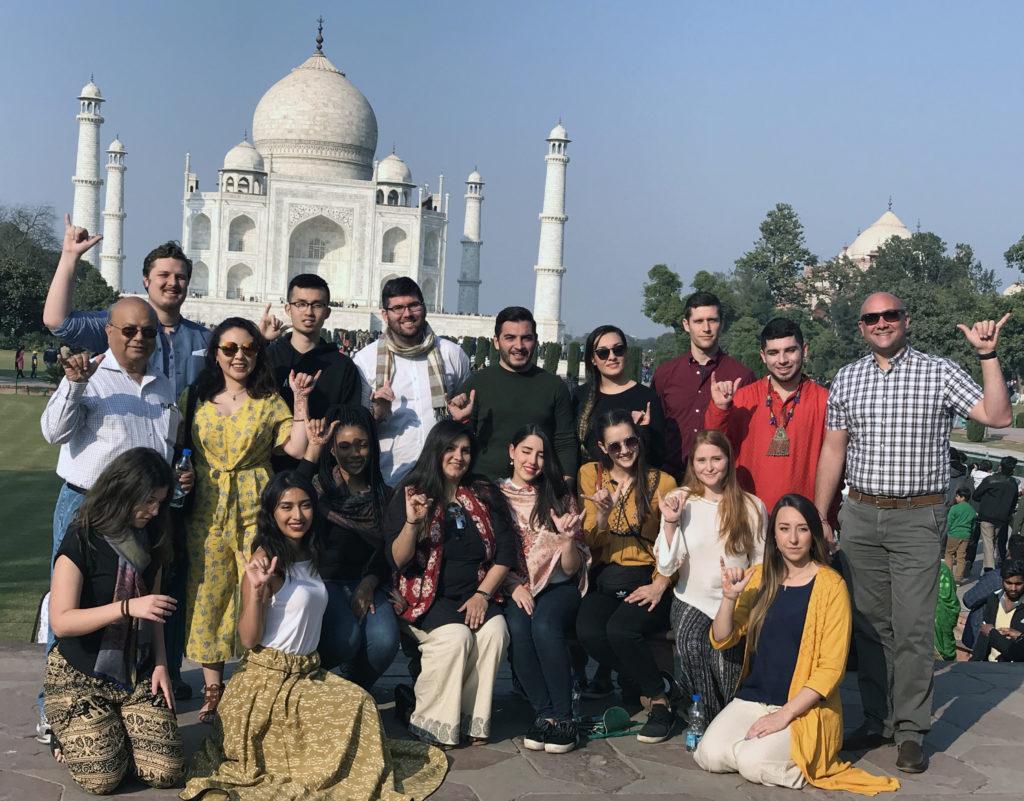 India group photo