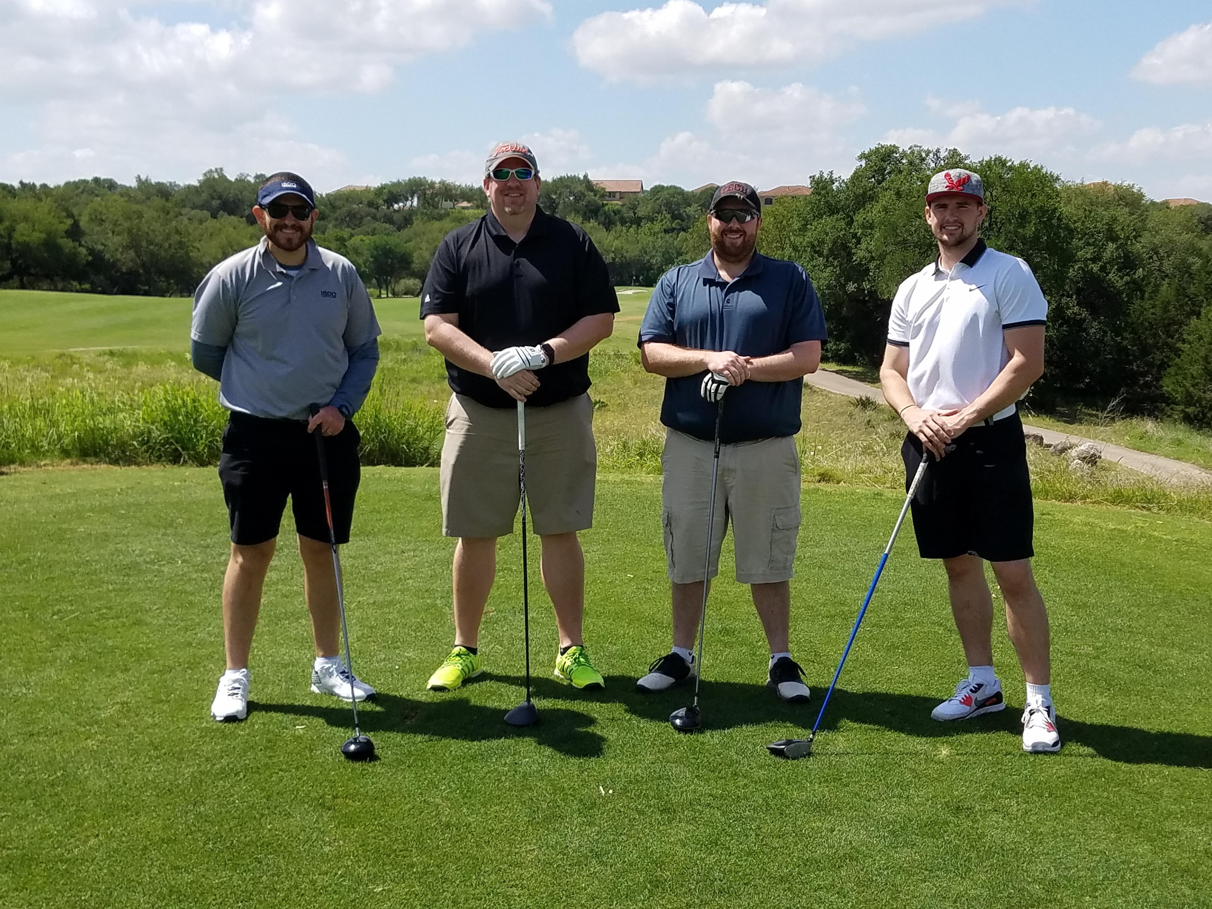 Kathleen Reymann Keil Memorial Golf Tournament Utsa