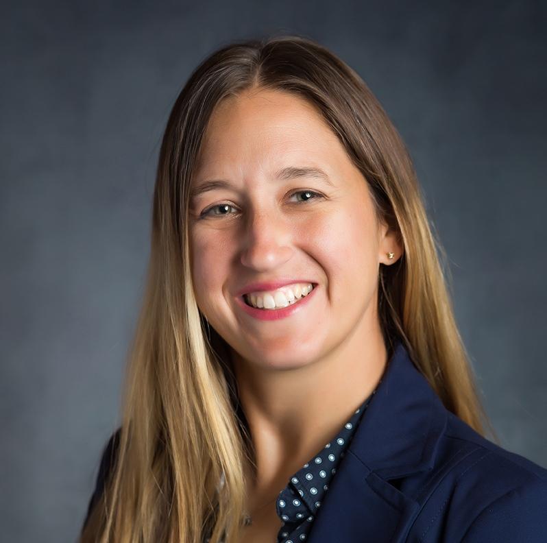 Photo of Danielle Gawronski, Assistant Director of Career Development