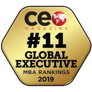CEO Magazine #11 ranking