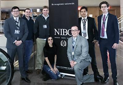 NIBC competition participants