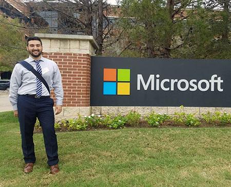 Joshua Flicker at Microsoft