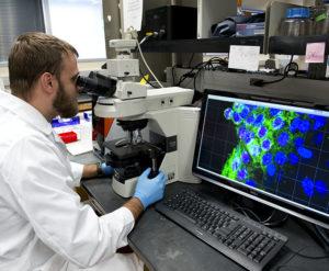 Biomedical lab
