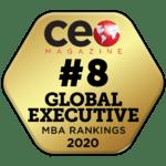 EMBA Rankings - #8 Global Executive MBA 2020 CEO Magazine