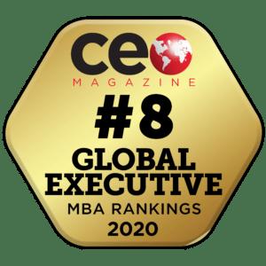 EMBA program ranking