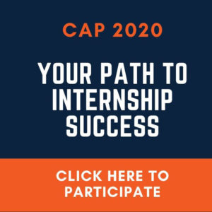 CAP 2020: Your Path to Internship Success