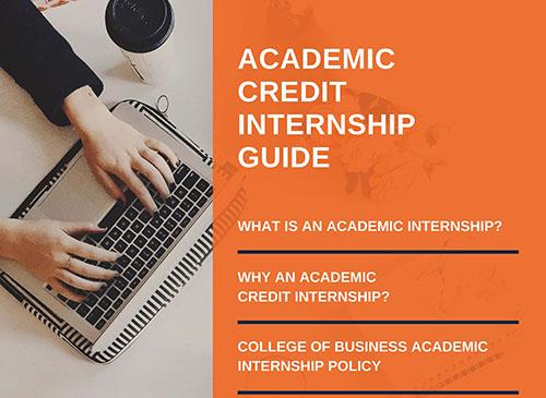 Academic Credit Internship Guide