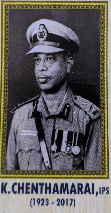 K. Chenthamarai