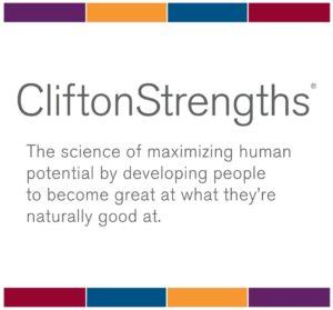 CliftonStrengths Assessment Tool Image